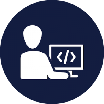 digital accessibility support and remediation icon